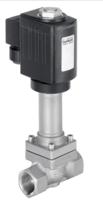 产品选型推荐:德国BURKERT 2610型柱塞阀2/2直动式