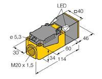 德国进口TURCK雷达传感器BC10-S30-VN4X BC10-S30-VN4X