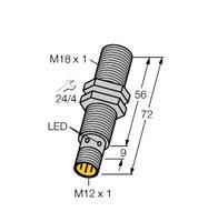 产品描述图尔克以太网多协议I/O模块TBEN-L4-16DIN TBEN-L4-16DIN