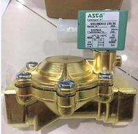 美国ASCO燃料分配电磁阀(黄铜)图片 SCE238D010 230/50