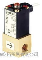 描述BURKERT两位两通比例电磁阀选型样本