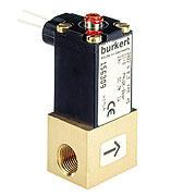 选型样本:BURKERT微型比例电磁阀结构 184 749
