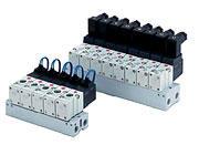 带锁孔残压释放3通阀VHS40-F04B,SMC空气组合元件