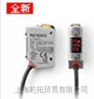 原装供应日本KEYENCE放大器内置型CMOS激光传感器 LR-ZH500N