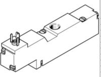 FESTO电磁阀MEBH-3/2-1/8-P-B操作方式 LFP-D-MINI-40M