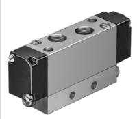 费斯托FESTO气控阀VL-5/2-1/8-B内部构造 QSL-12