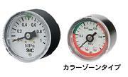 进口日本SMC一般用压力表/带限位指示器 G36-10-01