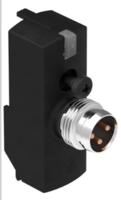 作用分析FESTO电气连接板VAVE-L1-1VR8-LP DSBC-50-80-PPSA-N3 468