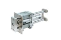 SMC气缸样本:MGG系列带导杆气缸 MGGMB50-550-RL