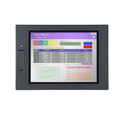 介绍基恩士KEYENCE触摸屏VT5-X10规格参数  VT5-W07