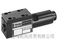 结构原理直动式压力阀PARKER D3W1CVYW30
