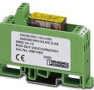 电子样本;PHOENIX/菲尼克斯安全继电器 PSR-SCP- 24UC/ESL4/3X1/1X2/B - 2981059