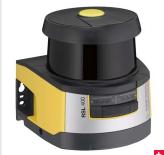 劳易测LEUZE安全激光扫描仪的功能