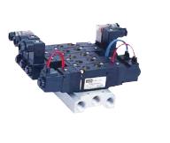 选用PARKER先导气控阀3通,5通  PHS540S-10-24V-L