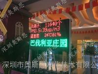 广西自然景区空气负氧离子浓度监测方案