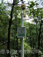 广西边境景区负氧离子含量监测  德天瀑布负氧离子在线监测系统