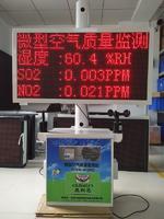 江苏南通连云港港口微型空气质量自动检测站供应商参与招投标设备