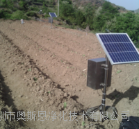 奧斯恩手持式土壤墑情自動監測站 農林種植土壤監測儀