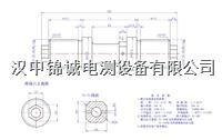 高温测井张力传感器、射孔专用张力计、拉压力传感器,测力传感器,高温传感器