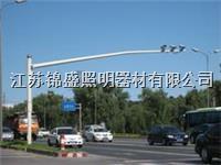 专业生产供应各式太阳能路灯/监控杆