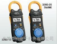 日本日置HIOKI 钳表 3280-20 超薄机身