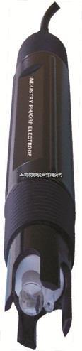 国产博取厂销PH8012工业污水PH电极玻璃塑壳电极在线PH传感器 PH8012