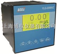 国产博取厂家供应YLG-2058XZ型在线余氯分析仪中文小表水质余氯检测仪 YLG-2058XZ