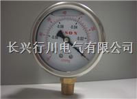 真空压力表 Y(YZ,Z)系列真空压力表