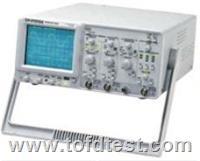 模拟示波器GOS-6112 GOS-6112