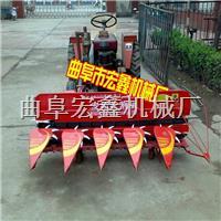 玉米秸秆收割机 多功能秸秆割晒机 辣椒大豆收割机
