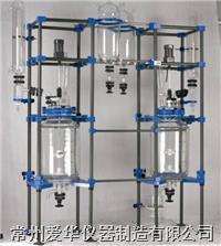 S212-100L双层玻璃反应釜 S212-100L双层玻璃反应釜