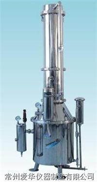 塔式蒸馏水器 TZ系列塔式蒸馏水器