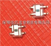 S4580-06 两分割PSD传感器 移位数位光电感应接收器多分割检测