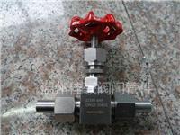 J23W-160P带穿板功能焊接针型阀,对焊式针型阀,外螺纹截止阀,外螺纹仪表阀 J23W-160P