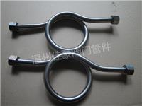 M20*1.5内-G1/2外两端带接头不锈钢冷凝圈,压力表缓冲管,冷凝表弯,O型弯管 M20*1.5内-G1/2,14mm