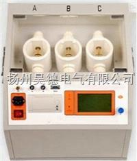 HJYJC-III绝缘油介电强度测试仪
