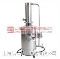 不锈钢电热蒸馏水器YA-ZD-10技术规格,上海喆钛断水自控蒸馏水器的使用