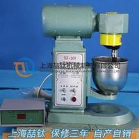 NJ-160A水泥净浆搅拌机的用法