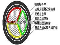 YQW通用橡套电缆厂家 重量 外径 YQW