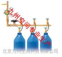 单侧二氧化碳氧气乙炔汇流排 /乙炔汇流排 JZ-HB11
