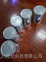 润滑油过滤大油壶(带80目和100目滤网) 产品型号:200*300(mm) 200*300(mm)