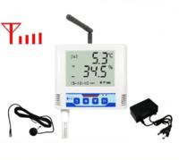 GSM温湿度报警器 短提醒 断电来电报警 机房 手机APP RS-WS-GPRS-6