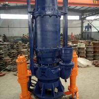 潜水渣浆泵,ZJQ潜水渣浆泵