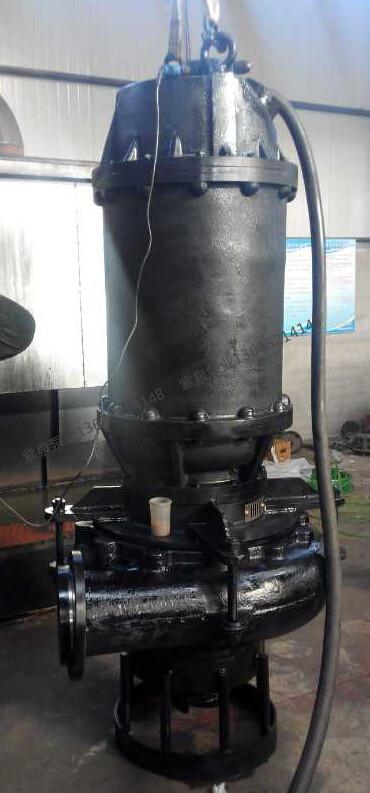 大流量吸砂泵选型