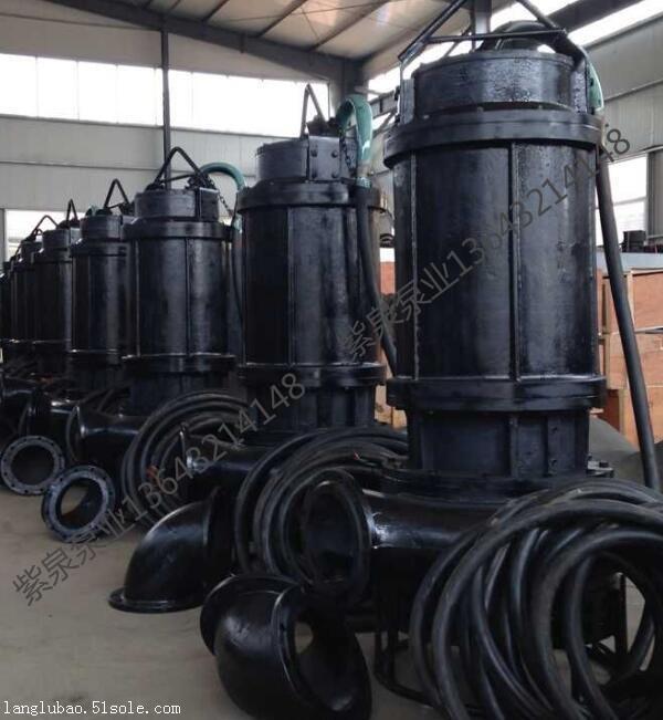 高扬程潜水渣浆泵