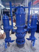 河道潜水渣浆泵厂家