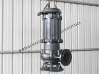 合金潜水渣浆泵选型
