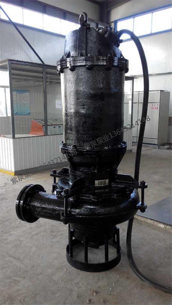 吊式潜水渣浆泵型号