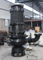 大颗粒潜水渣浆泵供应商