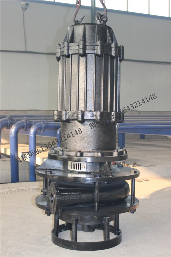 沉淀池潜水渣浆泵